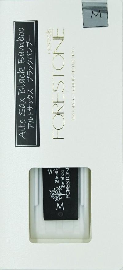 Forestone Reeds Black Bamboo W-Blast ブラックバンブー ダブルブラスト